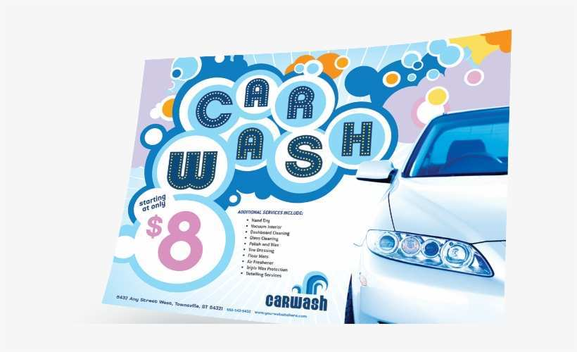 67 Create Car Wash Fundraiser Flyer Template Free With Stunning Design with Car Wash Fundraiser Flyer Template Free