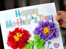 67 Creative Mother S Day Card Template Preschool With Stunning Design for Mother S Day Card Template Preschool