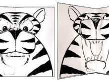 Pop Up Card Tutorial Animals
