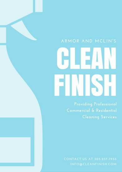 67 Customize Our Free Cleaning Service Flyer Template Layouts by Cleaning Service Flyer Template