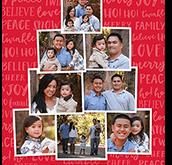 67 Free Printable Selfie Christmas Card Template for Ms Word with Selfie Christmas Card Template