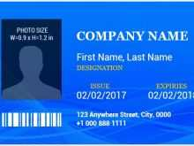 67 How To Create Id Card Template In Word Download with Id Card Template In Word