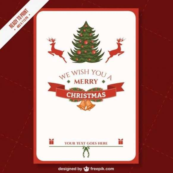 67 Online Christmas Card Templates For Free Download in Photoshop with Christmas Card Templates For Free Download
