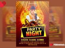 67 Online Party Flyer Templates Free Psd Maker with Party Flyer Templates Free Psd