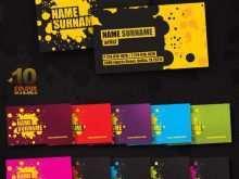 67 Printable Big Name Card Template for Big Name Card Template