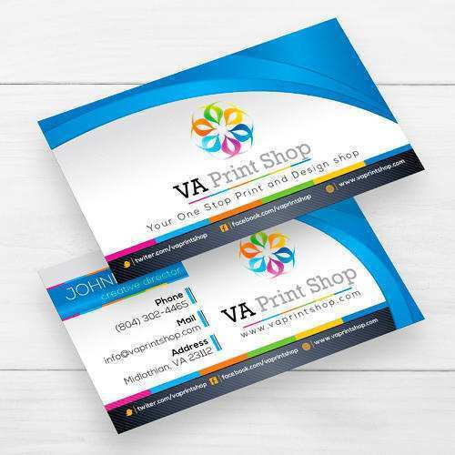 67 Printable Business Card Design Online Shop Now for Business Card Design Online Shop