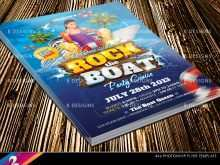 67 Report Boat Cruise Flyer Template Maker by Boat Cruise Flyer Template