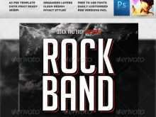 67 Standard Band Flyers Templates Download with Band Flyers Templates