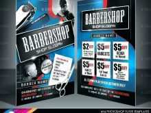 67 Standard Barber Shop Flyer Template Free Formating by Barber Shop Flyer Template Free