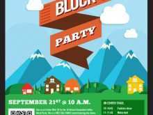 67 The Best Block Party Template Flyer Templates with Block Party Template Flyer