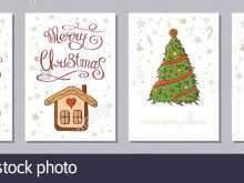 68 A6 Christmas Card Template With Stunning Design by A6 Christmas Card Template