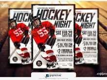 68 Blank Free Hockey Flyer Template Templates with Free Hockey Flyer Template