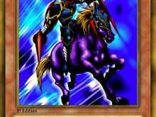68 Creating Card Template Yugioh With Stunning Design for Card Template Yugioh