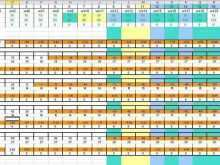 68 Creative Production Planning Template Excel Maker with Production Planning Template Excel