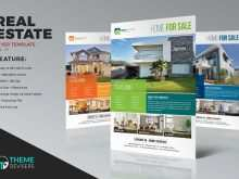 68 Creative Real Estate Flyer Templates PSD File with Real Estate Flyer Templates