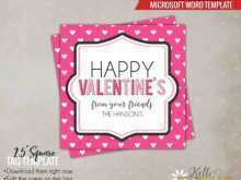 68 Creative Word Templates Valentine Card For Free for Word Templates Valentine Card