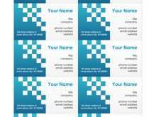 68 Customize Business Card Format Word 2010 for Ms Word by Business Card Format Word 2010