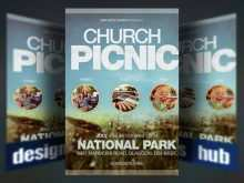 68 Format Church Picnic Flyer Templates in Photoshop with Church Picnic Flyer Templates