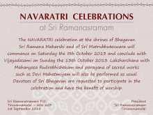 68 Free Navratri Invitation Card Format In English in Word for Navratri Invitation Card Format In English