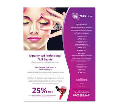 68 Free Printable Beauty Salon Flyer Templates Free Download Photo by Beauty Salon Flyer Templates Free Download