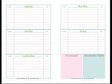 68 How To Create 4Th Grade Homework Agenda Template Formating with 4Th Grade Homework Agenda Template