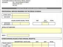 68 How To Create It Contractor Invoice Template Now for It Contractor Invoice Template