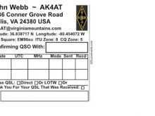 68 How To Create Qsl Card Template Download in Word for Qsl Card Template Download