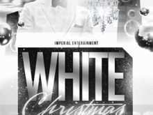 68 Online All White Party Flyer Template Free Now with All White Party Flyer Template Free