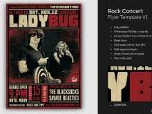 68 Online Concert Flyer Template Layouts by Concert Flyer Template