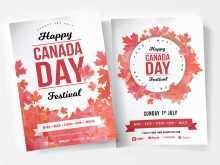 68 Printable Canada Day Flyer Template Layouts with Canada Day Flyer Template