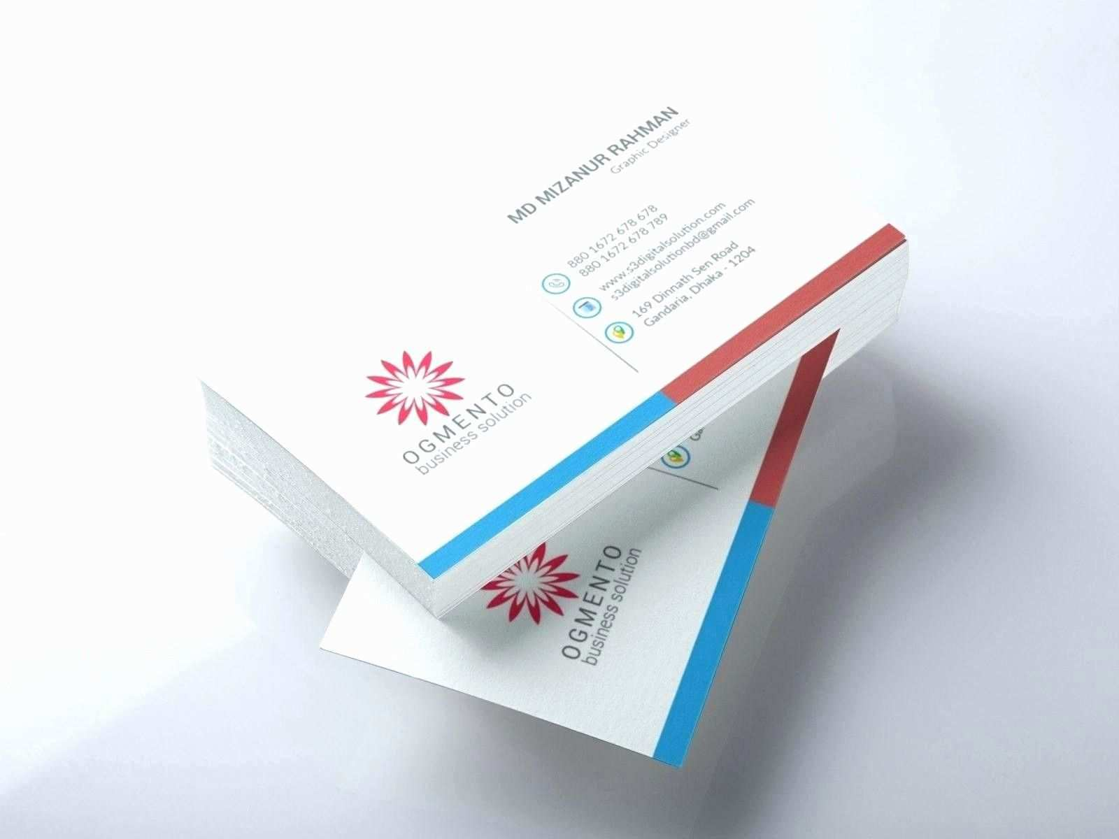 68 Standard 2 Sided Business Card Template Word Layouts for 2 Sided Business Card Template Word