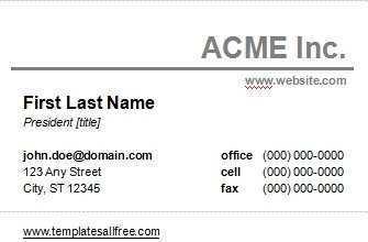 68 Standard Business Card Template In Google Docs Templates by Business Card Template In Google Docs