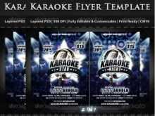 68 Visiting Free Karaoke Flyer Template PSD File by Free Karaoke Flyer Template