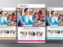 69 Blank Free Education Flyer Templates PSD File for Free Education Flyer Templates