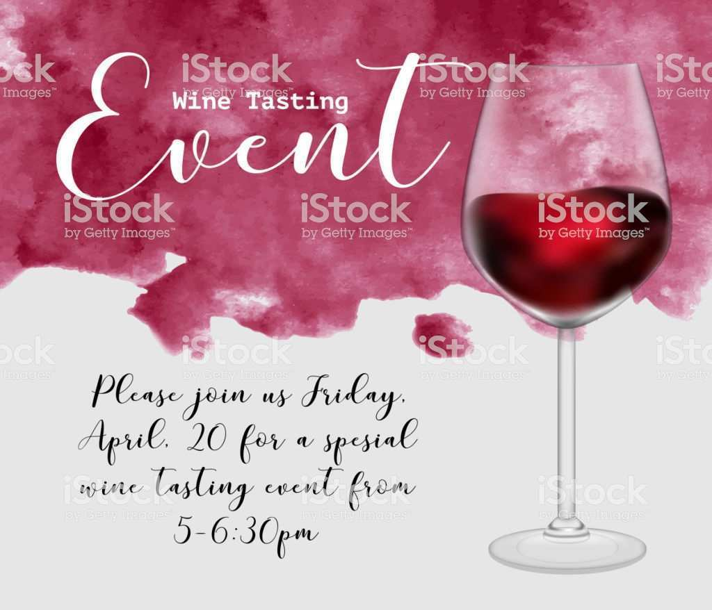 69 Blank Wine Tasting Event Flyer Template Free Maker by Wine Tasting Event Flyer Template Free