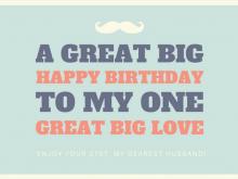 69 Creating Happy B Day Card Templates English With Stunning Design by Happy B Day Card Templates English