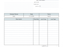 69 Creative Construction Invoice Format In Excel For Free for Construction Invoice Format In Excel