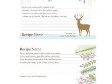 69 Customize Avery Christmas Card Template Download with Avery Christmas Card Template