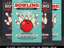 69 Customize Bowling Flyer Template Word Maker for Bowling Flyer Template Word