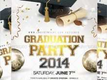 69 Customize Graduation Party Flyer Template For Free for Graduation Party Flyer Template