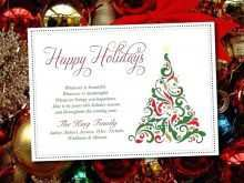 69 Customize Holiday Place Card Template Word PSD File with Holiday Place Card Template Word