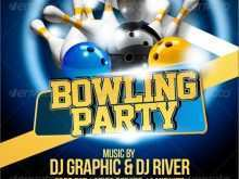 69 Customize Our Free Bowling Flyer Template Free in Word for Bowling Flyer Template Free