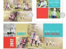 69 Customize Our Free Christmas Card Template 2 Photos With Stunning Design by Christmas Card Template 2 Photos