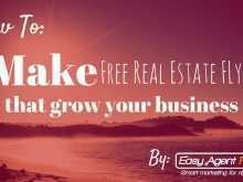 69 Customize Our Free Free Template For Real Estate Flyer in Photoshop with Free Template For Real Estate Flyer
