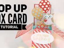 69 Customize Our Free Pop Up Box Card Tutorial Youtube in Photoshop with Pop Up Box Card Tutorial Youtube
