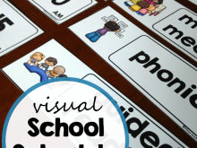 69 Customize Our Free Visual Schedule Template Printable For Free with Visual Schedule Template Printable