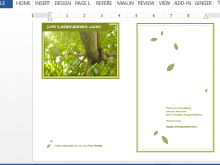 69 Format Greeting Card Template In Word 2010 For Free with Greeting Card Template In Word 2010