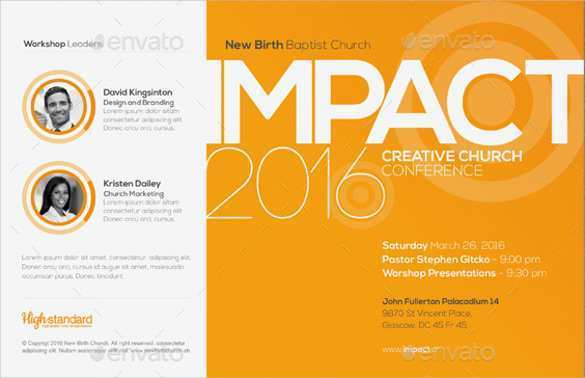 69 Free Printable Church Flyer Design Templates For Free for Church Flyer Design Templates