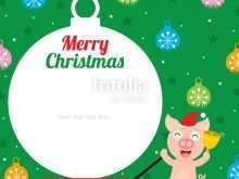 Unique Christmas Card Templates
