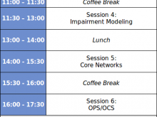 69 Online 1 Day Conference Agenda Template in Photoshop with 1 Day Conference Agenda Template
